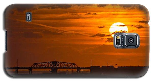Sundown On The Charleston Coast  Galaxy S5 Case