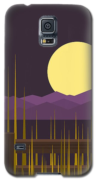 Sundown - Vertical Galaxy S5 Case