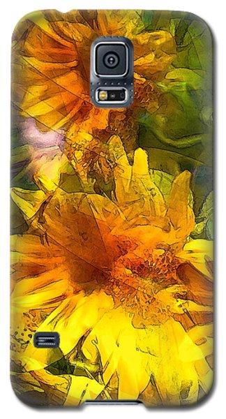Sunflower 6 Galaxy S5 Case