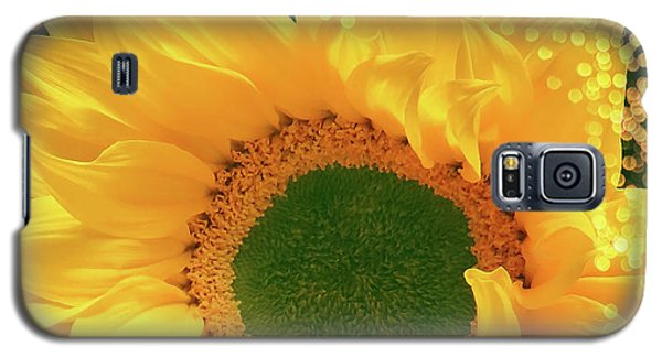 Sunflower Art Galaxy S5 Case