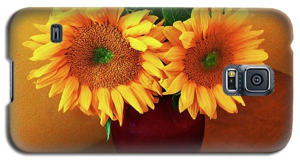 Sunflower Corner Galaxy S5 Case