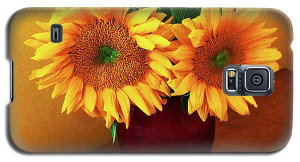 Sunflower Corner Galaxy S5 Case
