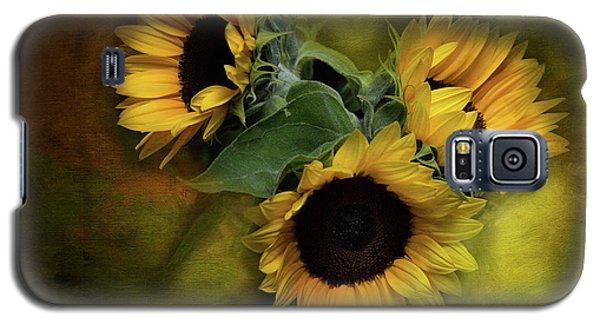 Sunflower Family Galaxy S5 Case
