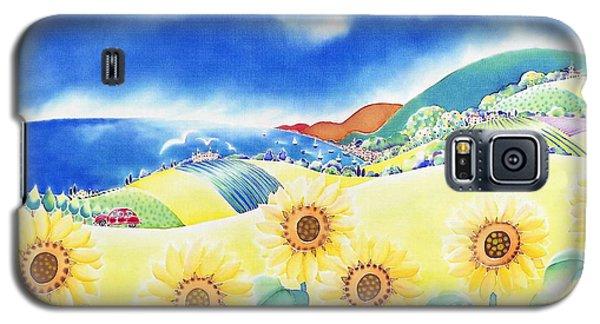 Sunflower Hills Galaxy S5 Case