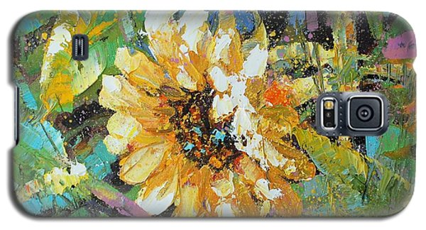 Sunflower I Galaxy S5 Case
