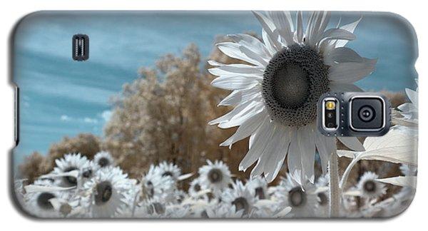 Sunflower Infrared  Galaxy S5 Case