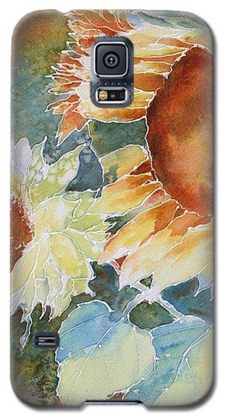 Sunflower Love Galaxy S5 Case