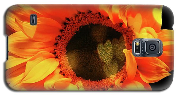 Sunflower Passion Galaxy S5 Case