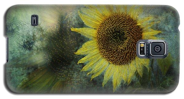 Sunflower Sea Galaxy S5 Case by Belinda Greb