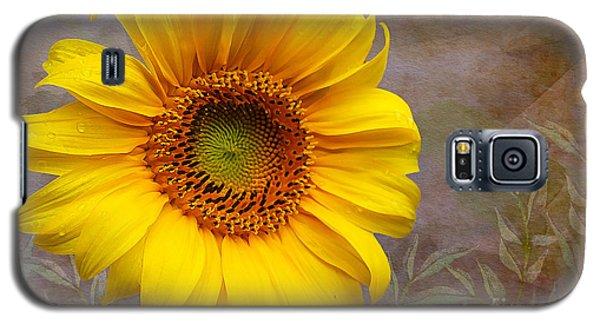 Sunflower Serenade Galaxy S5 Case by Nina Silver