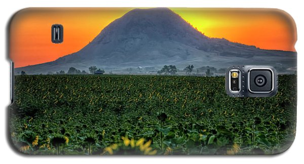 Sunflower Sunrise Galaxy S5 Case