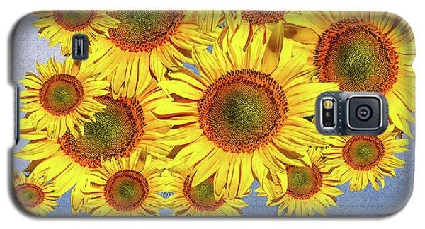 Sunflower Tree Galaxy S5 Case