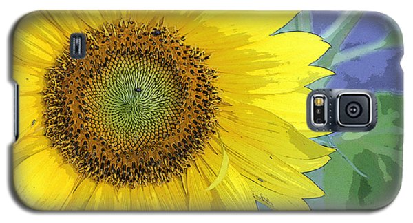 Sunflowers All Around Galaxy S5 Case