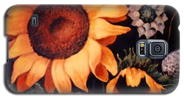 Sunflowers And More Sunflowers Galaxy S5 Case