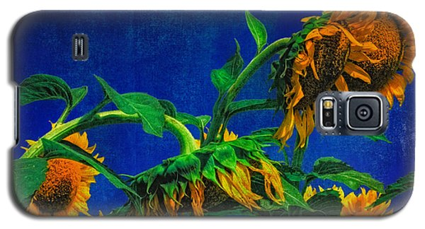 Sunflowers Awakening Galaxy S5 Case