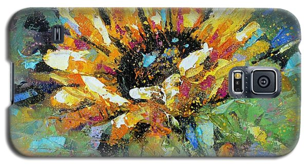 Sunflowers II Galaxy S5 Case