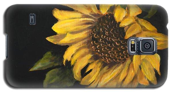 Sunflowervi Galaxy S5 Case