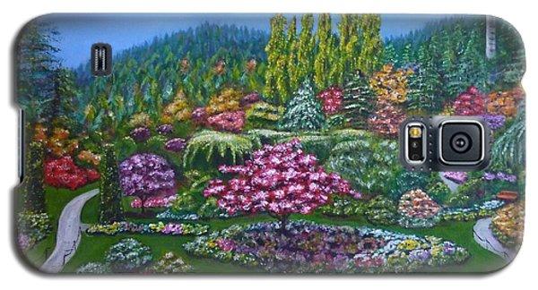 Sunken Garden Galaxy S5 Case