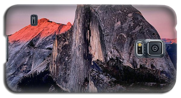 Sunkiss On Half Dome Galaxy S5 Case