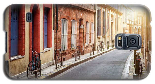 Galaxy S5 Case featuring the photograph Sunlight In Toulouse by Elena Elisseeva