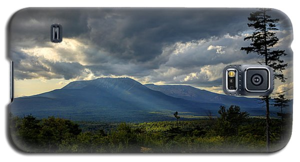 Sunlight On Katahdin Galaxy S5 Case