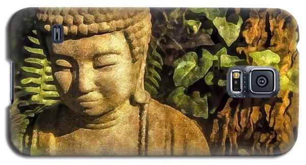 Sunlit Buddha 2015 Galaxy S5 Case
