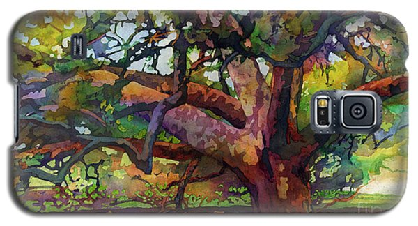 Sunlit Century Tree Galaxy S5 Case