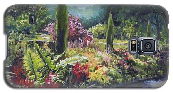 Sunlit Garden Galaxy S5 Case