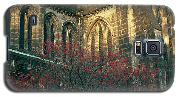 Sunlit Glasgow Cathedral Galaxy S5 Case