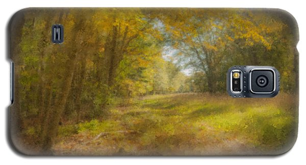 Sunlit Meadow In Borderland Galaxy S5 Case