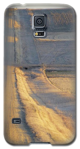 Sunlit Road Galaxy S5 Case