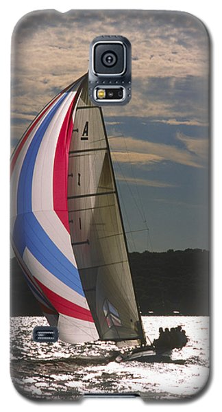Sunlit Sails - Lake Geneva Wisconsin Galaxy S5 Case