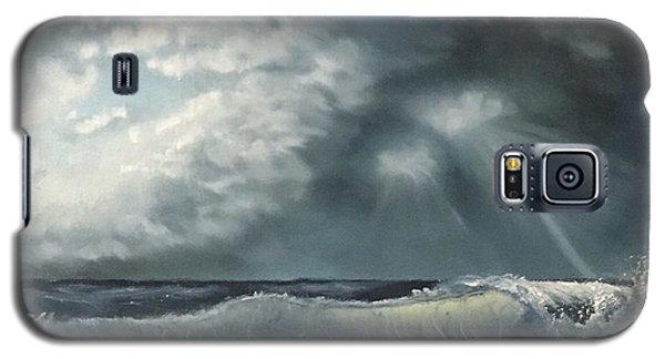 Sunlit Sea Galaxy S5 Case