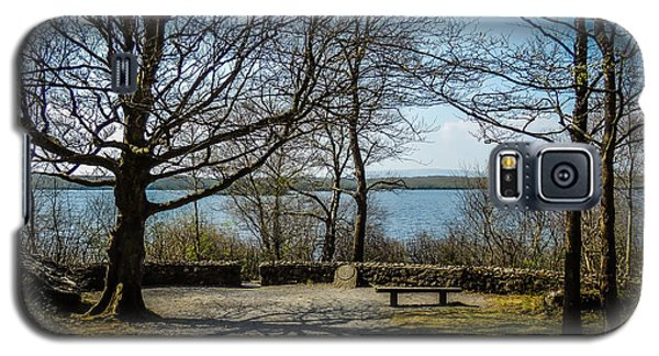 Sunny Afternoon At Lough Coole Galaxy S5 Case