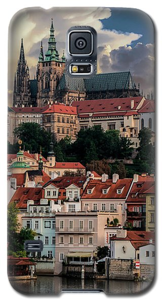 Sunny Afternoon In Prague Galaxy S5 Case