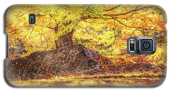 Sunny Afternoon On Autumn Hill Galaxy S5 Case