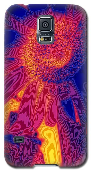 Sunny And Wild Galaxy S5 Case by Stephen Anderson