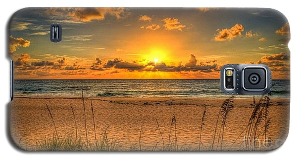 Sunny Beach To Warm Your Heart Galaxy S5 Case