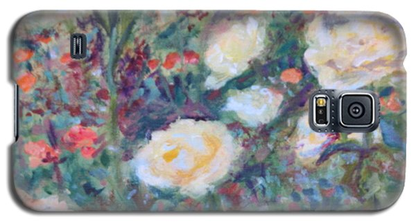 Sunny Day At The Rose Garden Galaxy S5 Case