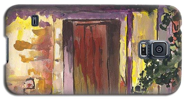 Sunny Doorway Galaxy S5 Case