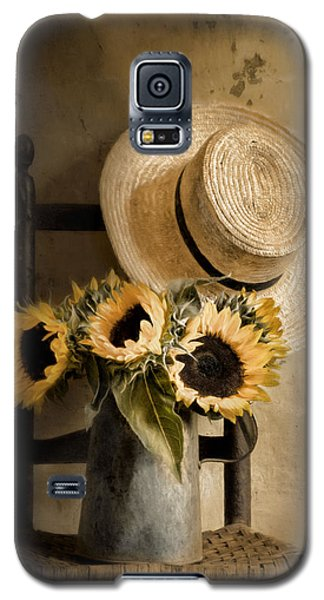 Sunny Inside Galaxy S5 Case