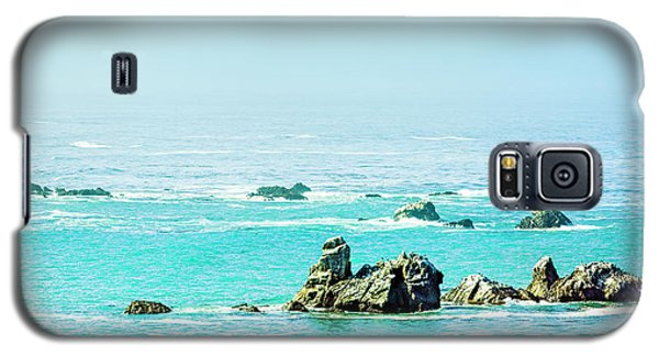 Sunny Pacific Ocean Oregon Coast Galaxy S5 Case
