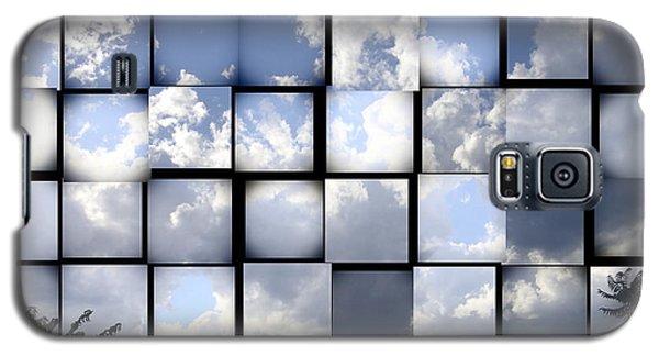 Sunny Sky Galaxy S5 Case