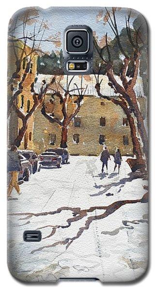 Sunny Street, Valledemossa Galaxy S5 Case