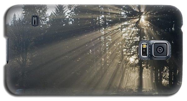 Sunrays Galaxy S5 Case by Inge Riis McDonald