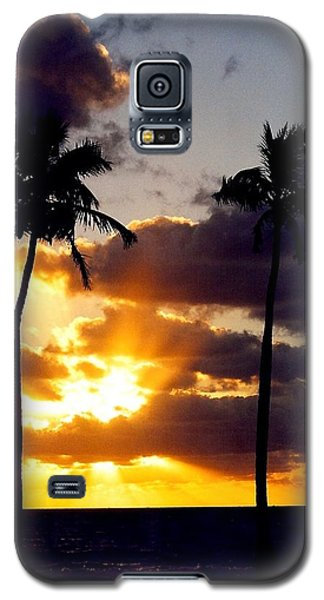 Galaxy S5 Case featuring the photograph Sunrise-23 by Denise Moore