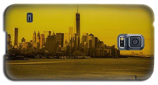 Sunrise Across The Hudson Galaxy S5 Case