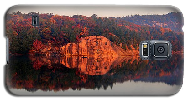 Galaxy S5 Case featuring the photograph Sunrise And Harmony by Debbie Oppermann