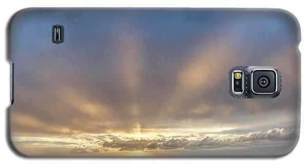 Sunrise And Wheat 03 Galaxy S5 Case