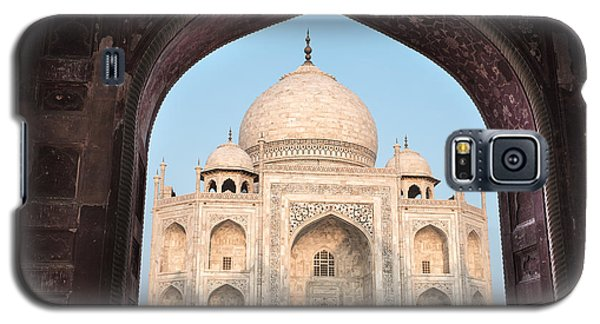 Sunrise Arches Of The Taj Mahal Galaxy S5 Case